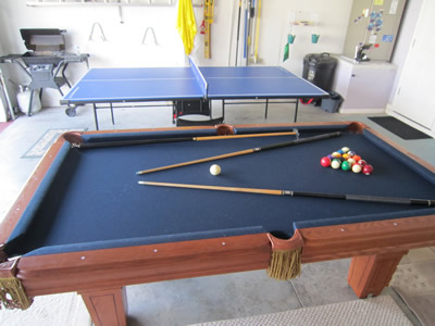 Eaglet Lane game room